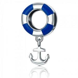 Talisman din argint Navy Anchor