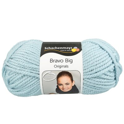 Acryl Yarn-Bravo Big- Cloud 00151