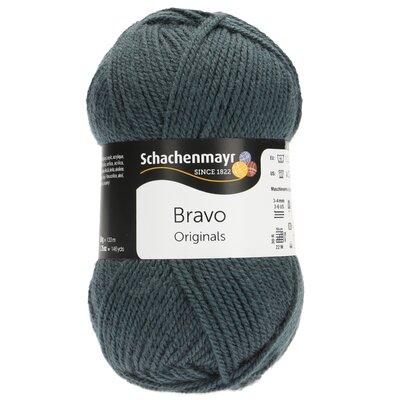 Acryl Yarn Bravo Dark Green 08386