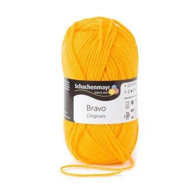 Acrylic yarn Bravo- canary 08210