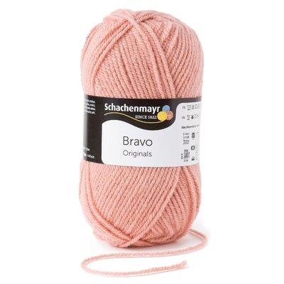 Acrylic yarn Bravo- Peach 08346