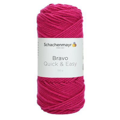 Acrylic yarn Bravo Quick & Easy - Fresie 08289