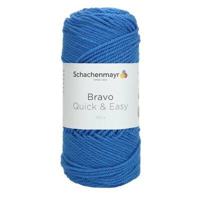 Acrylic yarn Bravo Quick & Easy - Iris 08259