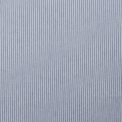 Cotton fabric - Jeans Stripe Light Blue