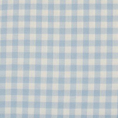 Cotton fabric - Light Blue 10mm