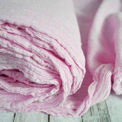 Cotton Gauze - Anuca Pink