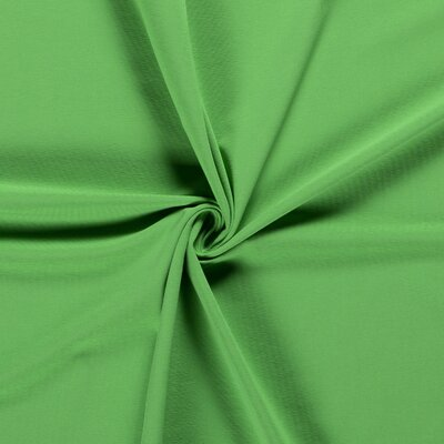 Cotton Jersey Solid -Bright Green