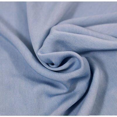 Denim Chambrai Viscose- Light Blue