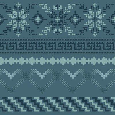 Designer fabric Art Gallery - Fall In love Serene