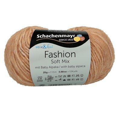 Fashion Soft Mix Yarn - Caramel 00015