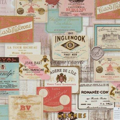 Home Decor - Vintage Labels