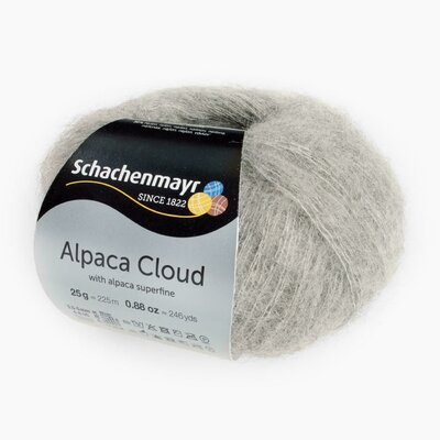Knitting Yarn - Alpaca Cloud - Feather 00055