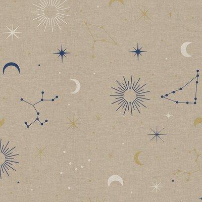 Line look Canvas - Sun Moon Star