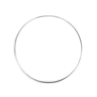 Metal ring for dreamcatchers - 30 cm diam