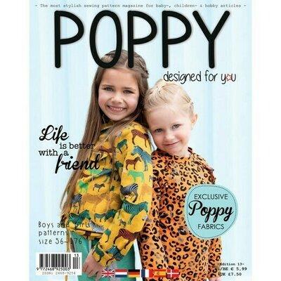 Pattern magazine - Poppy nr 13