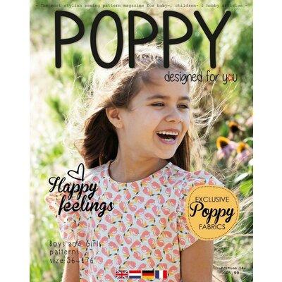 Pattern magazine - Poppy nr 14