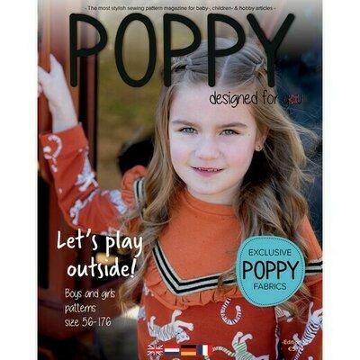 Pattern magazine - Poppy nr 15
