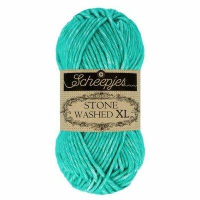 Scheepjes Stone Washed XL - Turquoise 864