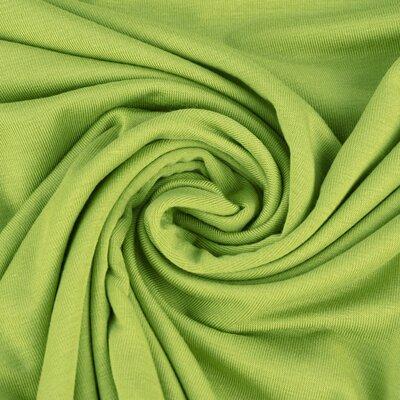 Tencel Modal Jersey Lime Green