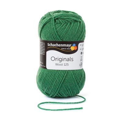Wool Yarn - Wool125 - Leaf Green  00178