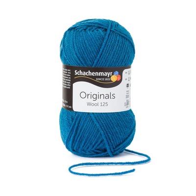Wool Yarn - Wool125 - Petrol 00169
