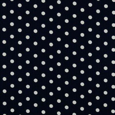 Bumbac imprimat - Dots Navy