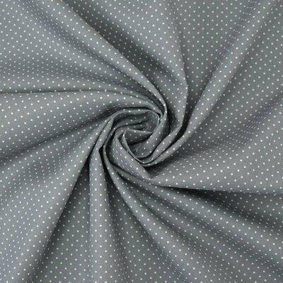 Bumbac imprimat - Petit Dot Grey