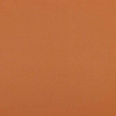 Poplin bumbac uni - Rust