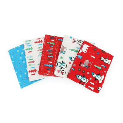 Fat Quarter Set - Novelty Christmas