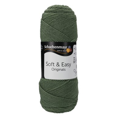 Fir acril Soft & Easy - Leaf 00071
