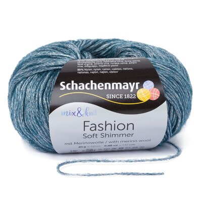 Fir Fashion Soft Shimmer - Blue diamond