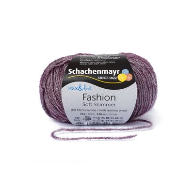 Fir Fashion Soft Shimmer - Purple 00046