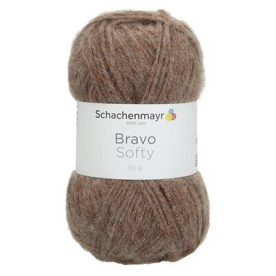 Fire acril Bravo Softy - Light Brown 08197