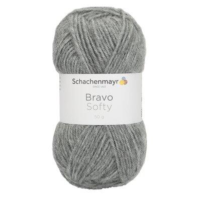 Fire acril Bravo Softy - Medium Grey 08295