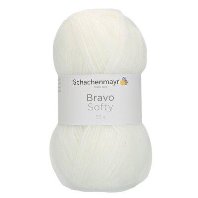 Fire acril Bravo Softy - White 08224