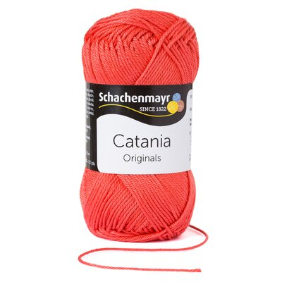 Fire bumbac - Catania  Dark coral 00252