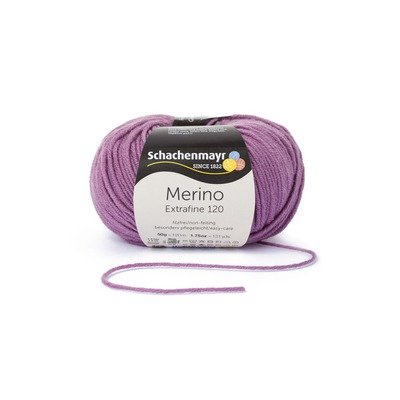 Fire lana - Merino Extrafine 120 Plum 00146