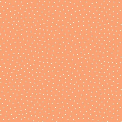 Jerse bumbac - Dotty Peach