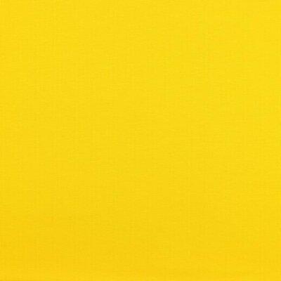 Jerse bumbac uni - Yellow