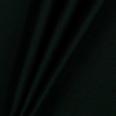 Material bumbac canvas uni - Black