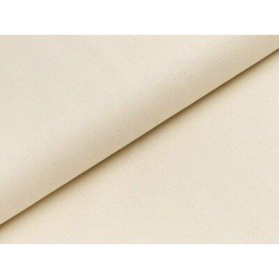 Material bumbac canvas uni - Natur