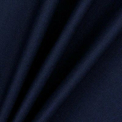 Material bumbac canvas uni - Navy