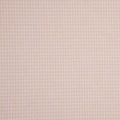 Material bumbac - Mini Gingham Salmon 2mm