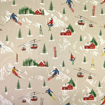 Material Canvas - Ski Resort