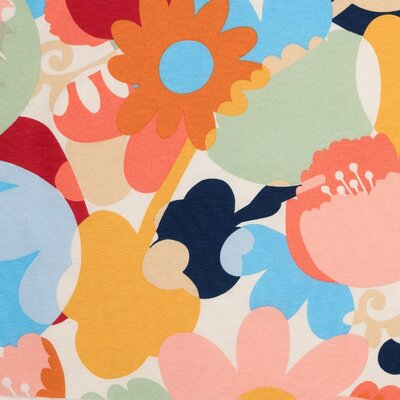 Material Home Decor - Nordic Flower