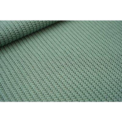 Material tricotat din bumbac - Dark Mint