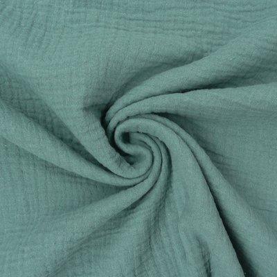 Muselina Organica GOTS - Green