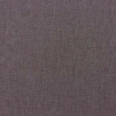 Poplin Bumbac Yarn Dyed - Aubergine