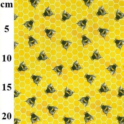 Poplin - Honey Bees