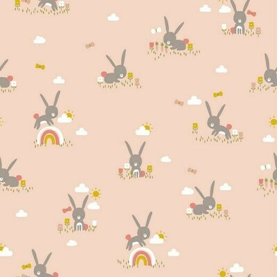 poplin-imprimat-cute-rabbit-salmon-37991-2.jpeg